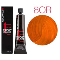Goldwell Topchic 8OR (красное золото) - Cтойкая крем краска 60мл