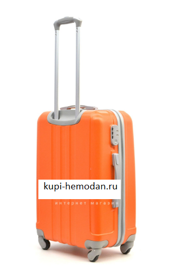 Чемодан Ananda 533 Оранжевый L