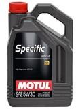 Motul Specific 229.52 5W30 Синтетическое моторное масло