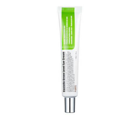 Крем для кожи вокруг глаз с центеллой и пептидами, 30 мл / Purito Centella Green Level Eye Cream