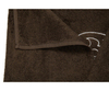 Полотенце 40x60 Old Florence Ricciolo коричневое