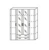 8.041 шкаф 4-х дверный с зеркалом