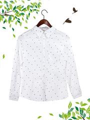 21092 рубашка женская, белая