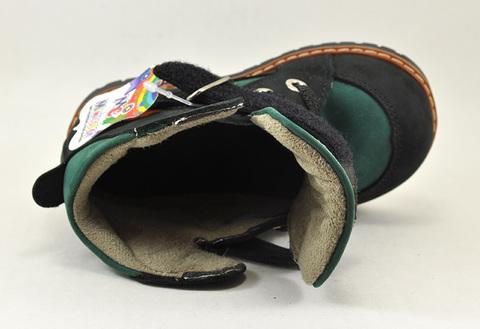 Ботинки утепленные Minicolor арт. 2532-01