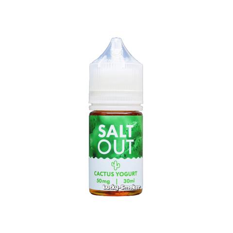 Salt Out 30 мл Cactus Yogurt