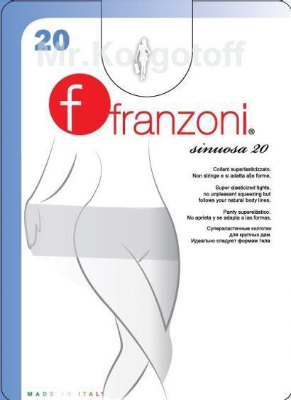 Колготки Franzoni Sinuosa 20