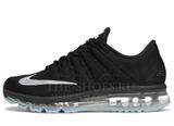 Кроссовки Мужские Nike Air Max 2016 Black Grey