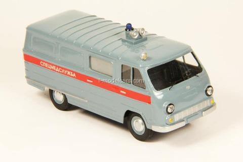 ERAZ-762VGP Special medical service Vector-models 1:43