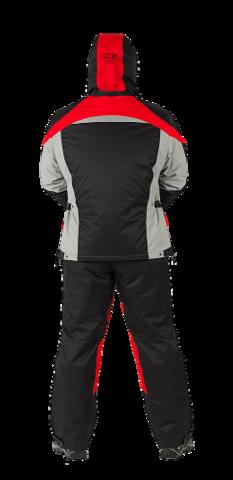 «ATOM» – облегченный водоотталкивающий костюм с подогревом