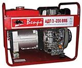 Генератор дизельный Вепрь АДП 3-230 ВЯ-Б - фотография