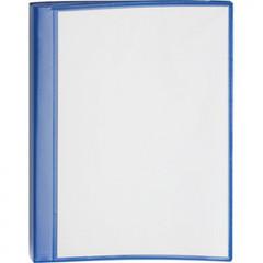 Папка с зажимом Attache Pocket синий