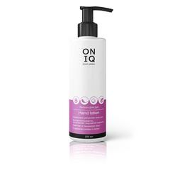 Лосьон для рук ONIQ   с ароматом амбры и лилии,...