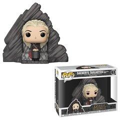 Фигурка Funko POP! Rides: Game of Thrones S8: Daenerys on Dragonstone Throne 29165