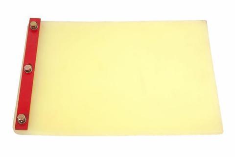 Оснастка для виброплит DDE Коврик полиуретановый специализированный к VP60-H (Z500100101)