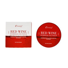 Патчи для глаз Esthetic House Red Wine Hydrogel Eye Patch, 60 шт
