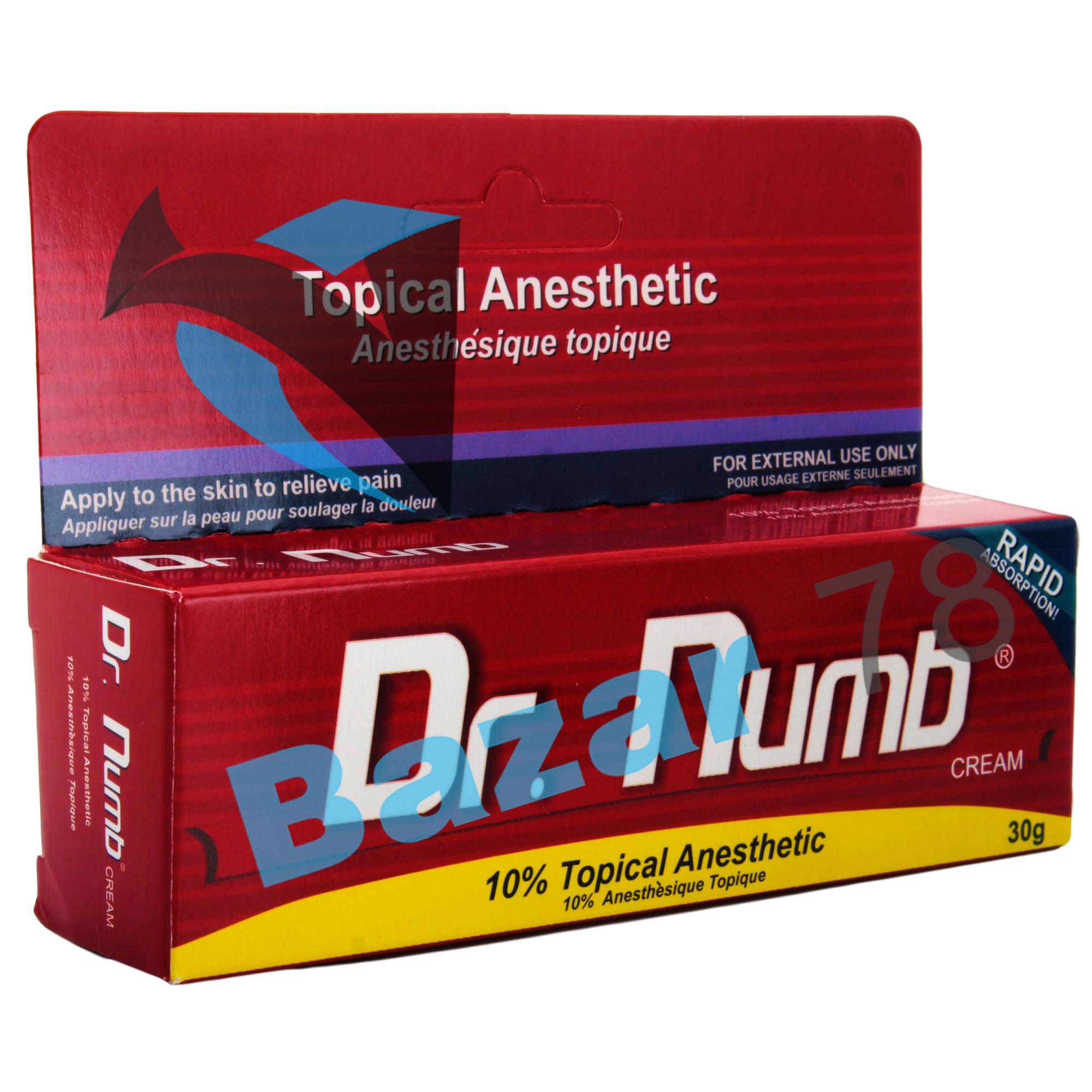 Анестетик Dr. Numb