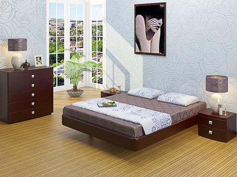 Кровать  Toris Мати К без спинки