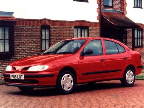 Чехлы на Renault Megane 1996–2003 г.в.