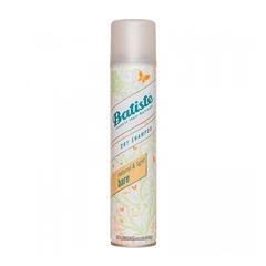 Batiste Dry Shampoo Natural Light Bare - Сухой шампунь с нейтральным ароматом