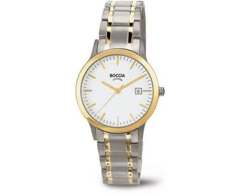 Купить Женские наручные часы Boccia Titanium 3180-04 по доступной цене
