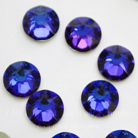 2088 Стразы Сваровски холодной фиксации Crystal Meridian Blue ss30 (6,32-6,5 мм)