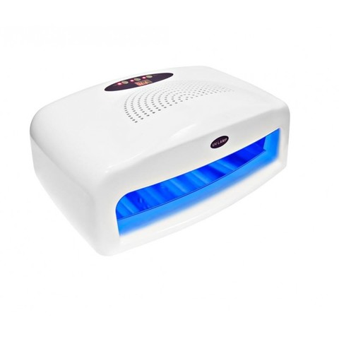 Лампа УФ ASN Digital с вентилятором на две руки Planet Nails 54Вт