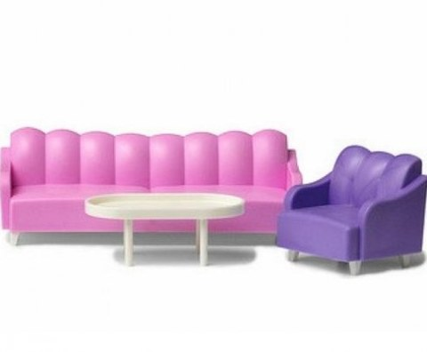 Кукольная мебель Lundby Набор для гостиной 60305400