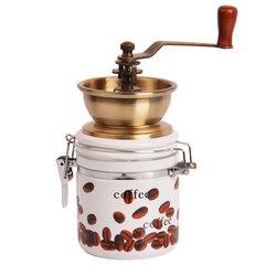 Кофемолка ручная керамическая ALPENKOK AK-821K с возможностью регулировки помола