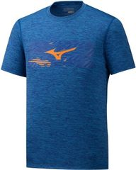 Футболка беговая Mizuno Impulse Core Wild Bird Tee мужская