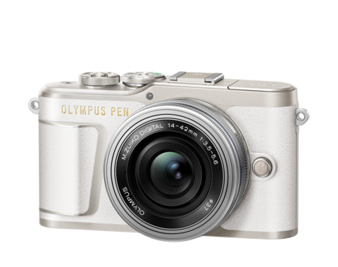 Цифровой беззеркальный фотоаппарат Olympus E-PL9 Pancake Zoom Kit 14-42mm 1:3.5-5.6 EZ
