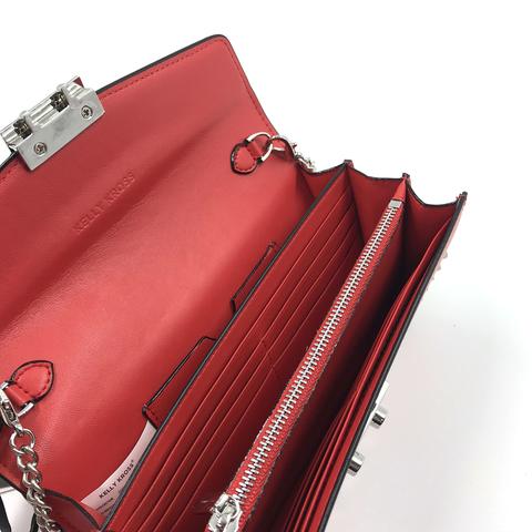 Клатч через плечо KELLY KROSS КК9844-5, red, фото 7