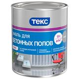 ТЕКС Эмаль для бетонных полов ПРОФИ