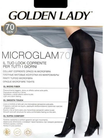 Колготки Microglam 70 Golden Lady