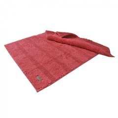 Коврик для ванной 60x95 Hamam Pera красный