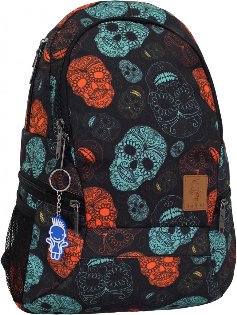Городские рюкзаки Рюкзак Bagland Urban 20 л. сублимация (черепа) (00530664) 4077e51c9161eba27b433da8a62bd9cd.JPG