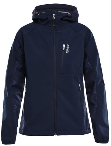 Куртка лыжная 8848 Altitude Snake SoftShell Navy женская