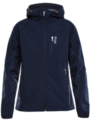 Куртка лыжная 8848 Altitude Snake SoftShell Navy женская