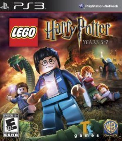 Sony PS3 LEGO Harry Potter Years 5-7 (русские субтитры)
