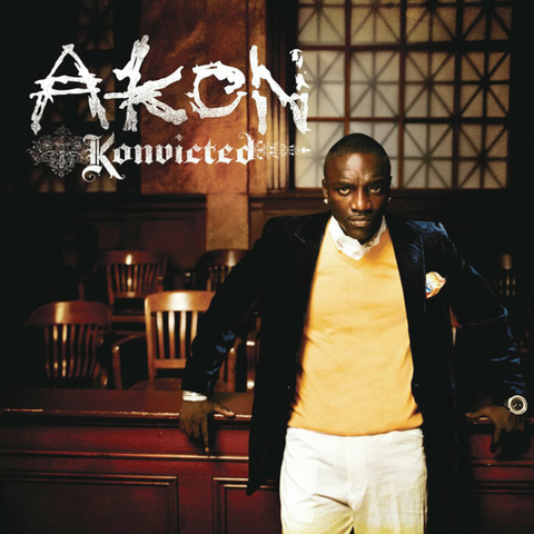 Akon / Konvicted (RU)(CD)