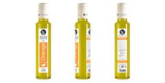 Оливковое масло с апельсином Delicious Crete 250 мл