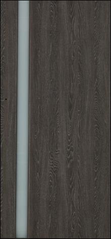 Ладора,3-1, Седой дуб - Белое стекло