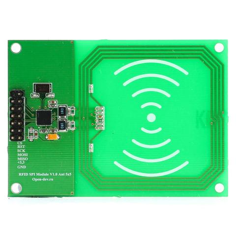 Модуль SPI RFID MIFARE