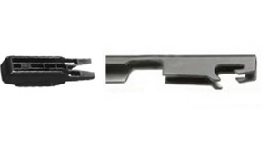 Адаптеры к щеткам стеклоочистителейFukoku KM5 (Claw) 2 шт.
