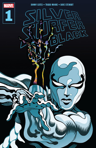 Silver Surfer: Black #1