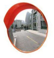 Дорожное зеркало с защитным козырьком