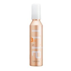Lebel Trie Curl Milk 3 - Увлажняющее молочко для укладки вьющихся волос и волос с химической завивкой 140 мл