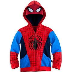 Детская толстовка Человек паук