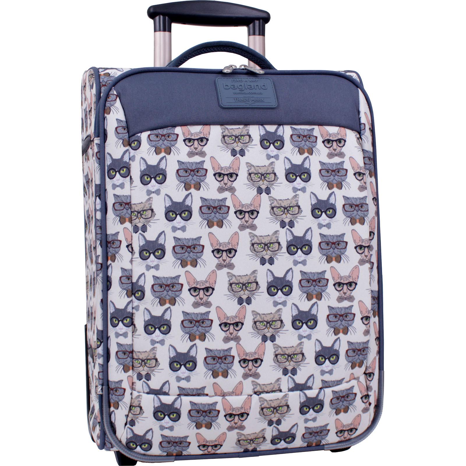 Дорожные чемоданы Чемодан Bagland Vichenzo 32 л. сублімація 28 (0037666194) IMG_7304_суб.28_.JPG
