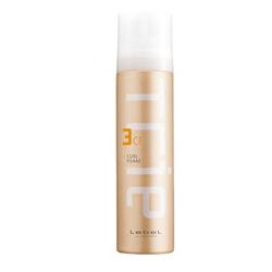 Lebel Trie Curl Foam 3 - Увлажняющая пена для вьющихся волос и волос с химической завивкой 200 гр