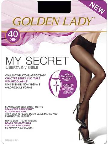 Колготки My Secret 40 Golden Lady